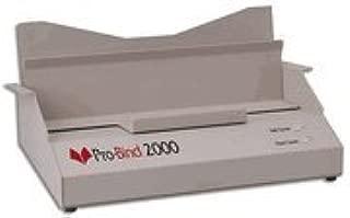 Pro-Bind 2000 Thermal Binding Machine/ with100-1/8