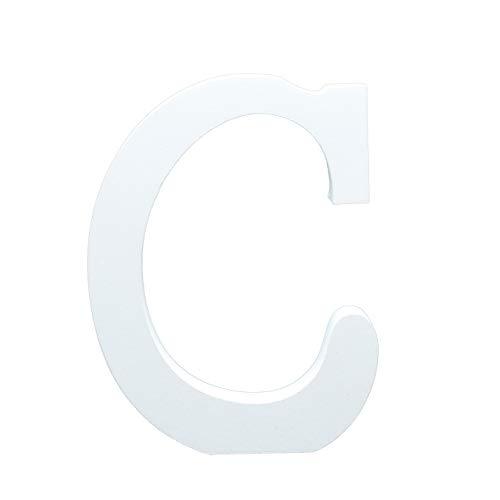 Besch Letras de Madera mayúscula Decorativa 15cm (C)