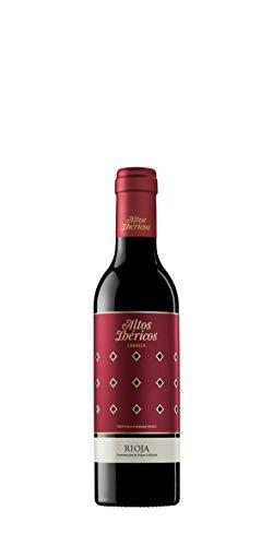 Altos Ibéricos Crianza, Vino Tinto - 6 botellas de 37.5 cl, Total: 2250 ml