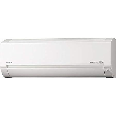 日立 【エアコン】 白くまくんおもに18畳用 (冷房:15~23畳/暖房:15~18畳) Dシリーズ 電源200V (スターホワイト) RAS-D56K2