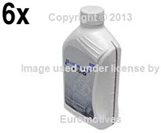 for BMW (02-13) Automatic Transmission Fluid (6 Liters) ZF (oem) atf oil