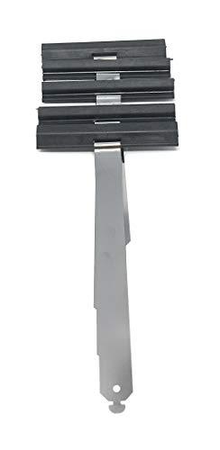 5 x Rollladen Aufhängefeder Befestigungsfeder für Maxi Rolladen und Rolltor 190 mm m. PVC-Aufhänger