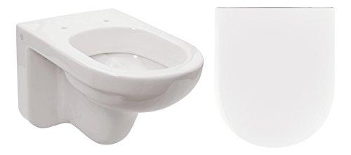 Wand-WC Klassisches WC