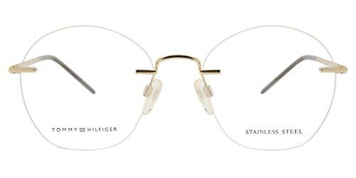 Tommy Hilfiger Gafas de Vista TH 1680 Gold 51/19/140 mujer