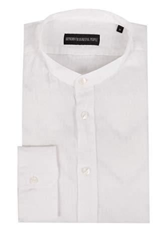 Drykorn Herren Hemd Tarok Weiß L