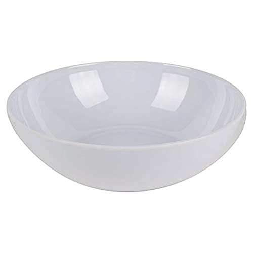Ensaladera Melamina Party 20,3 cm Blanco