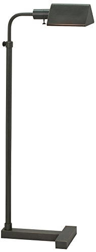 House of Troy F100-OB Fairfax Pharmacy Adjustable Floor Lamp, Oil Rubbed Bronze