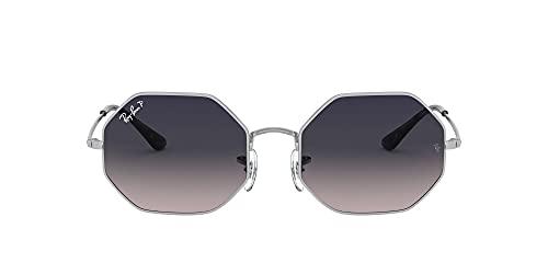 Ray-Ban 0RB1972-914978-54 Gafas, Plateado, 54 Unisex Adulto