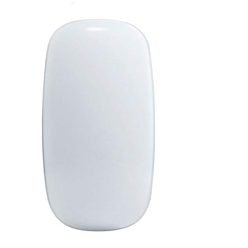 PIANYIHUO mouseBluetooth Wireless Mouse Mouse Wireless Travel Slim Portable Mice,for Apple Mac PC Laptop Android Windows,White