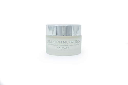 Balcare Cosmetics, Crema nocturna facial (Pieles Extremadamente Secas) - 50 ml.