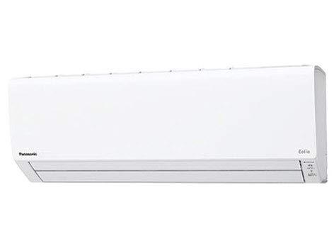 パナソニック 【エアコン】 エオリアおもに6畳用 (冷房:6~9畳/暖房:6~7畳) Jシリーズ (クリスタルホワイト) CS-J220D-W