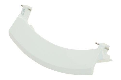 Bosch-Tirador de puerta para lavadora, color blanco