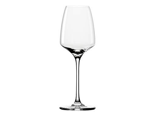 Bicchieri per vino bianco Stölzle Lausitz Experience 350ml, servizio da 6, lavabili in lavastoviglie