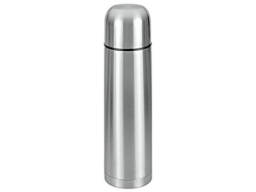 LEDLUX Termos café, termo de café, botella térmica de 500 ml, de acero inoxidable, para bebidas calientes y frías