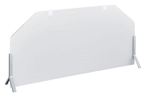 キングジム パーテーション デスクトップパネル タテテ 乳白 8070ニユ