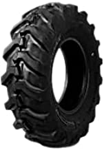 New HORSESHOE 12.5/80-18 14 Ply Rating Skid Steer Front Farm Backhoe Tires R4 T178 12.50/80-18 1258018 (2)
