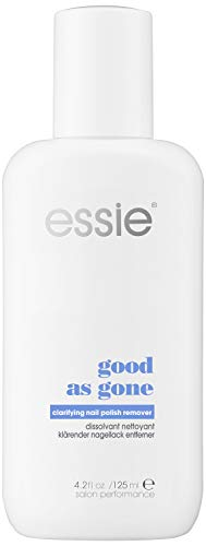 Essie Remover Good as gone - Diluyente esmalte uñas, 125 ml