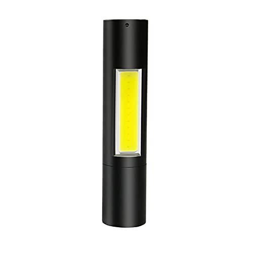 Linternas recargables USB Portable 4 Modos para Camping Senderismo