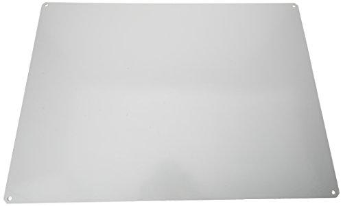 Schneider Electric NSYPMA107 Placa de Montaje Aislante de Poliéster para Armario PLA, Al 1000x An750mm