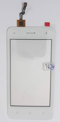 ABshara Touch Screen Digitizer Compatible for Lava Z40(White)