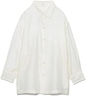 [フレイ アイディー] サイドボタンシアーシャツ FWFB212501 レディース