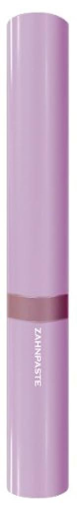圧縮された恩赦背が高い持ち歩けるコンパクト電動歯ブラシ ピンク