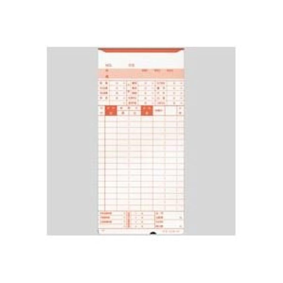 語架空のまどろみのある(業務用3セット)アマノ 標準タイムカードD 100枚入 ×3セット