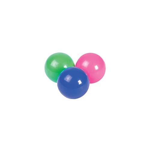Amaya 640910 - Pelota de Malabares (3 Unidades, 70 mm de diámetro), Multicolor