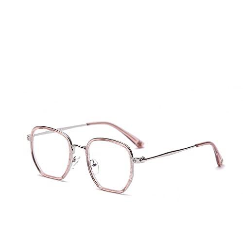 anti gafas de luz azul gafas de computadora aliviar la fatiga ocular UV radiobreading dolor de cabeza ordenador móvil juego gafas-Gaol_-0.5