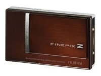 Fujifilm FinePix Z100fd Digitalkamera (8 Megapixel, 5fach opt. Zoom, 6,9 cm (2,7 Zoll) Display, Bildstabilisator) braun