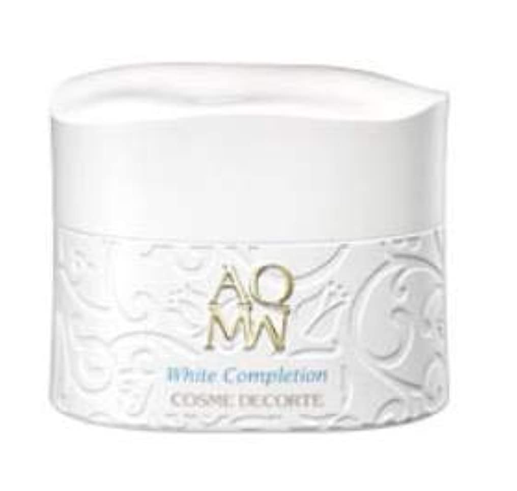 登録花に水をやる代表してコスメデコルテ AQ MW ホワイト コンプリーション[医薬部外品](25g)