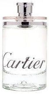 Cartier Eau De Cartier Eau De Toilette Spray for Unisex, 0.5 Ounce