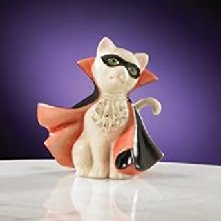 LENOX Cats Collection Count Catula Halloween Figurine