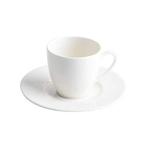 Xícara para Chá com Pires Kutahya Porselen modelo Leonberg 180 ml - Cada