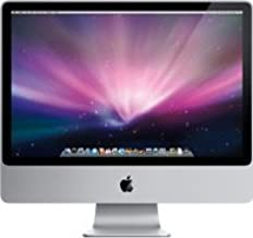 APPLE IMAC ALL-IN-ONE DESKTOP - 3.06GHz Intel Core 2 Duo, 8 Gb ddr3 sdram, 500 gb sata hd, NVIDIA GeForce 9400M, 8x SuperDrive (DVD±R DL/DVD±RW/CD-RW) , One FireWire 800 port; 7 watts, Four USB 2.0 ports ,SD card slot, Extreme 802.11n Wi-Fi wireless networking,Bluetooth 2.1 + EDR (Enhanced Data Rate) iSight camera wireless keyboard and mouse, 21.5-inch (viewable) LED-backlit glossy widescreen TFT active-matrix liquid crystal display with IPS technology 1920 by 1080 pixels, Mac OS X v10.6 Snow Leopard, iLife (includes iPhoto, iMovie, iDVD, iWeb, GarageBand)