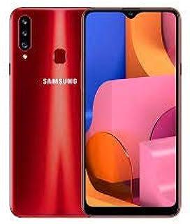 Samsung Galaxy A20s Dual SIM - 64GB, 4GB RAM, 4G LTE, RED