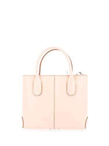 Tod's Luxury Fashion Damen XBWDBAA0100RIIM030 Rosa Leder Handtaschen   Frühling Sommer 20