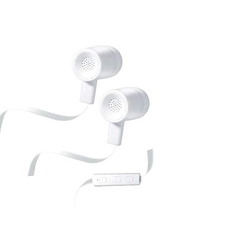 Bytech Wireless Bluetooth Earbuds, White, BYAUBE111WT