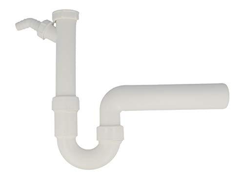 Viega Tube anti-odeurs pour évier A, B 1 1/2 50 mm, 1 pièce, vie102838