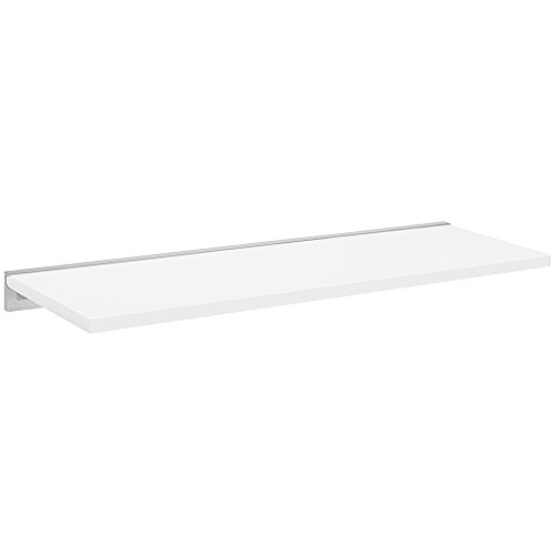 Wandboard 120x22.9x3.8cm Weiß