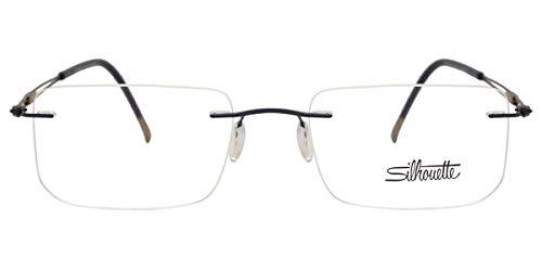 Silhouette Eyeglasses TNG Titan Next Generation Chassis 5521 4540 Optical Frame