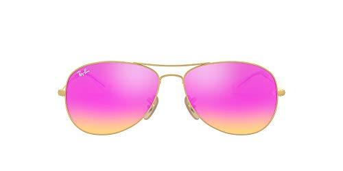 Ray-Ban - Gafas de sol Aviador 0rb3362 RB3362, Gold (112/4T 112/4T)