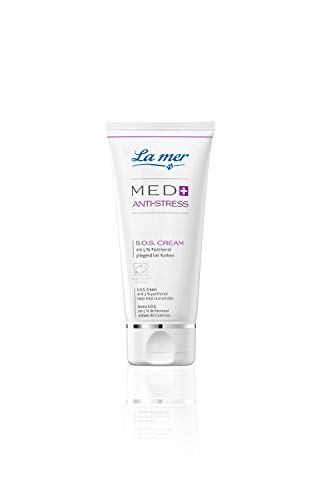 La mer Med+ Anti-Stress S.O.S. Repair Cream 50 ml ohne Parfum