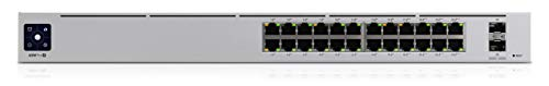 Ubiquiti USW-PRO-24-POE | Unifi Gen 2 10 Gigabit Switch