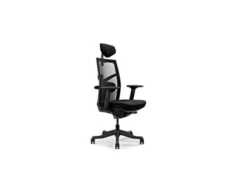 UPLIFT Desk - Facet Ergonomic Chair by UPLIFT Desk (Black)