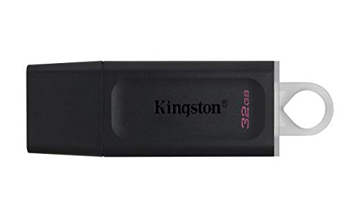 Kingston DataTraveler Exodia DTX/32GB USB-Stick 3.2 Gen 1 - mit Schutzkappe und Schlüsselring in mehreren Farben