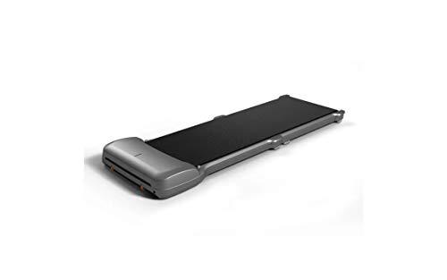 WalkingPad C1 Walking Pad C1 EU Version | hasta 6 km/h | hasta 100 kg | 749 W | Walking Machine cinta de correr plegable plana eléctrica | para el hogar, la oficina / el escritorio | gris