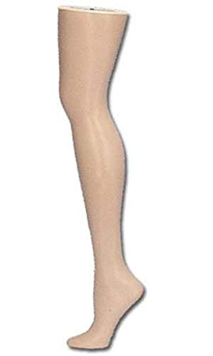 Female Plastic Hip High Mannequin Leg - Hip High Heel 29¾'H - Self Standing