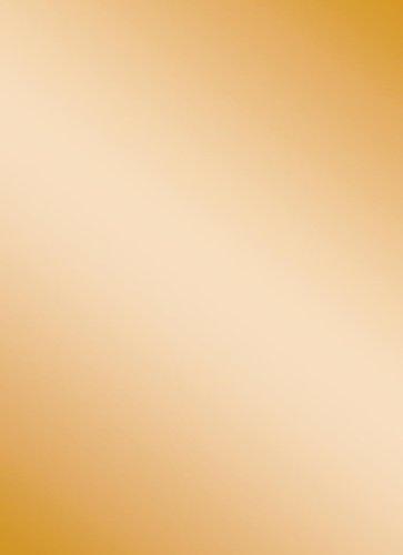 GAH-Alberts 470012 Glattblech - Messing, 200 x 500 x 0,5 mm
