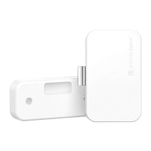FOONEE Keyless Cabinet Smart Lock, Wireless Bluetooth Anti-Diebstahl-Sicherheits-Schloss, Universal Smart Drawer Cabinet APP Lock